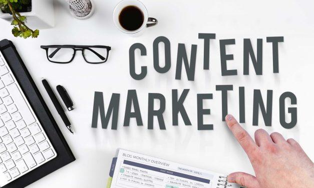 Skab værdi med content marketing